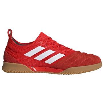 adidas Hallen-SohleCopa 20.1 IN rot