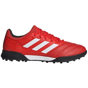 adidas Multinocken-SohleCopa 20.3 TF rot