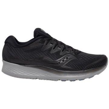 Saucony RunningRide ISO 2 schwarz