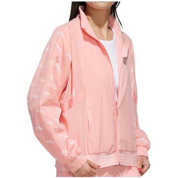adidas TrainingsjackenFavorites Woven Track Top Women rosa