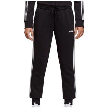 adidas TrainingshosenW E 3S PANT - DP2380 schwarz