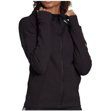 adidas HoodiesZ.N.E. Hoodie Women schwarz