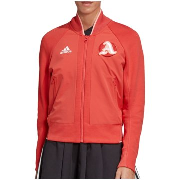 adidas TrainingsjackenVRCT Jacket Women rot