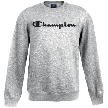 Champion SweatshirtsCrew Neck Logo Fleece Sweatshirt grau