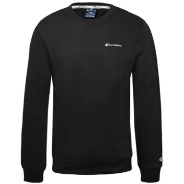 Champion SweatshirtsCrew Neck Fleece Sweatshirt schwarz