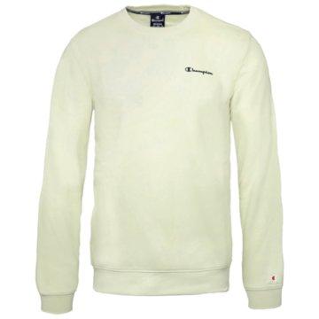 Champion SweatshirtsCrew Neck Fleece Sweatshirt beige