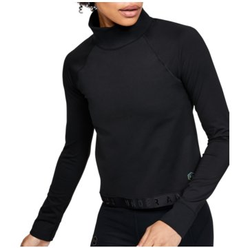 Under Armour LangarmshirtColdGear Rush LS Women schwarz