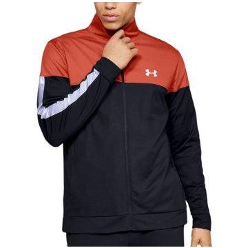 Under Armour T-ShirtsSportstyle Pique Jacket schwarz