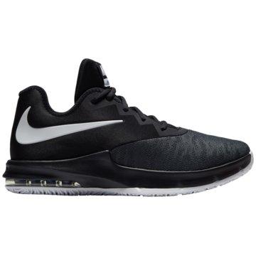 Nike HallenschuheAir Max Infuriate III Low schwarz