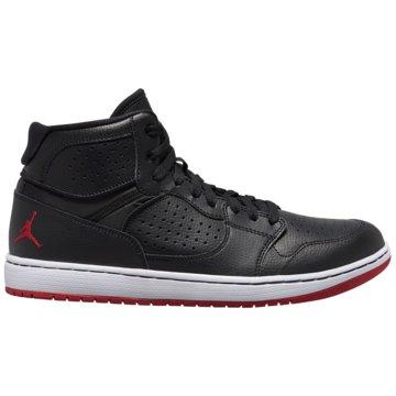 Nike HallenschuheJordan Access schwarz