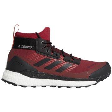 adidas Outdoor SchuhTerrex Free Hiker GTX Boost rot