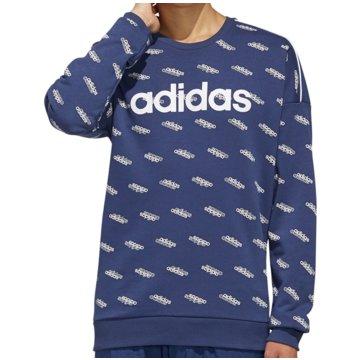 adidas SweatshirtsFavourites Sweatshirt blau