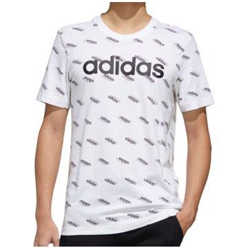 adidas T-ShirtsFavorites Tee weiß