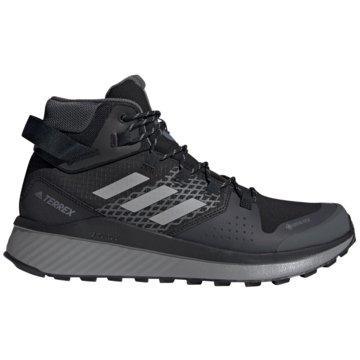 adidas Outdoor SchuhTerrex Folgian Hiker Mid GTX schwarz