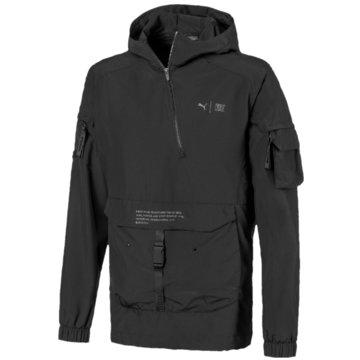 Puma ÜbergangsjackenFirst Mile Utility Jacket schwarz