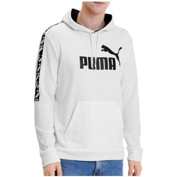 Puma HoodiesAmplified Training Hoody weiß