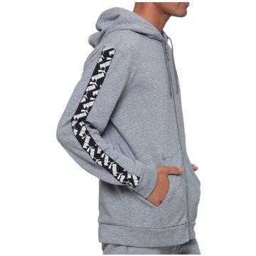 Puma SweatshirtsAmplified Hooded Training Sweat Jacket grau