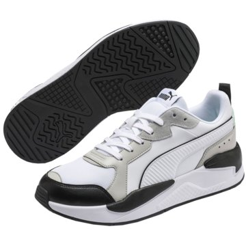Puma Sneaker LowX-Ray Game weiß