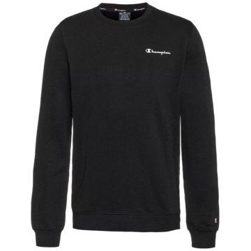 Champion SweatshirtsCrew Neck Sweatshirt schwarz