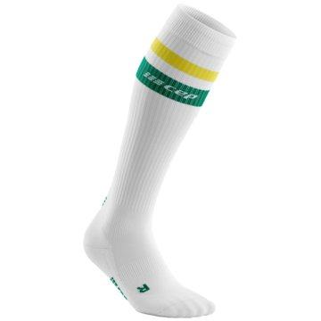 CEP Kniestrümpfe80s Compression Socks 3.0 Women weiß