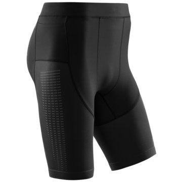 CEP Laufshorts RUN COMPRESSION SHORTS 3.0, BLA - W011C schwarz
