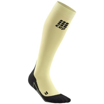 CEP KniestrümpfeCompression Socks Women gelb