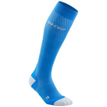 CEP KniestrümpfeRun Ultralight Compression Socks blau