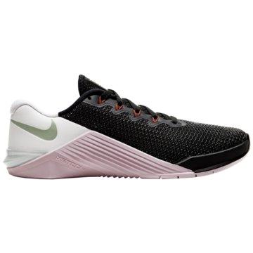 Nike TrainingsschuheMetcon 5 Women schwarz