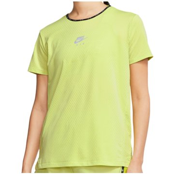Nike T-ShirtsAir Running Top SS Tee Women gelb