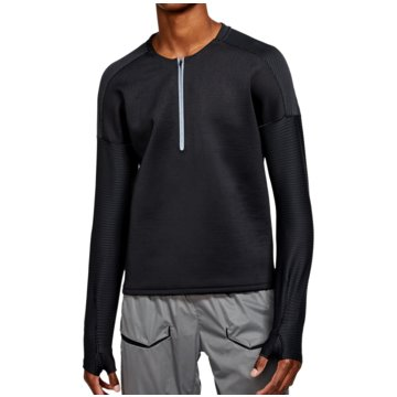 Nike SweatshirtsTech Pack Hybrid Knit HZ Top schwarz