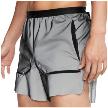 Nike LaufshortsTech Pack Ultra Visable Short silber