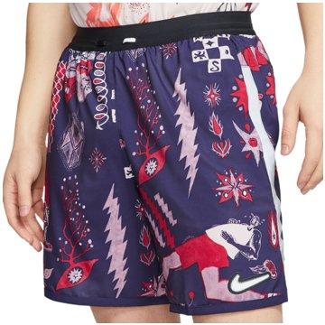 Nike LaufshortsFlex Wild Run Short lila