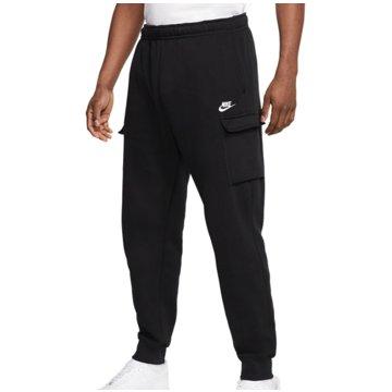 Nike TrainingshosenSportswear Club Pant schwarz