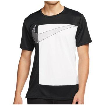 Nike T-ShirtsDry Superset SS Tee schwarz
