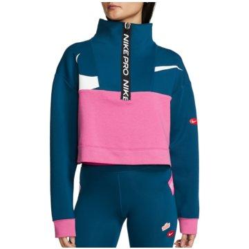 Nike SweatshirtsNIKE PRO DRI-FIT GET FIT WOMEN'S F türkis