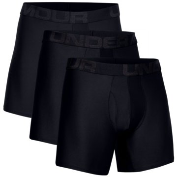 Under Armour BoxershortsTECH 9IN 2 PACK - 1327420 schwarz