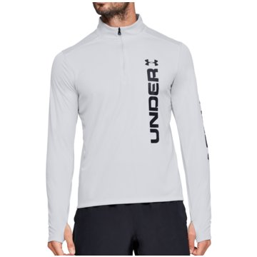 Under Armour SweatshirtsSpeed Stride Split 1/4 Zip LS weiß