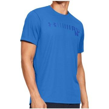 Under Armour T-ShirtsSpeed Stride Graphic SS Tee blau