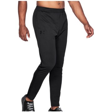 Under Armour TrainingshosenSportstyle Pique Track Pant schwarz