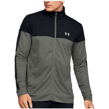 Under Armour SweatjackenSportstyle Pique Jacket grau
