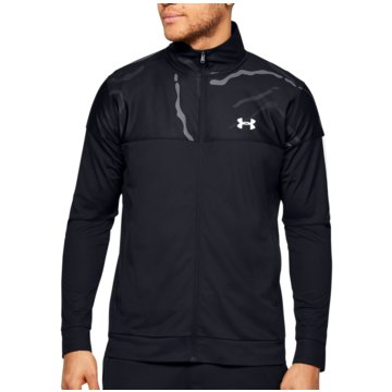 Under Armour SweatshirtsSportstyle Printed Track Jacket schwarz