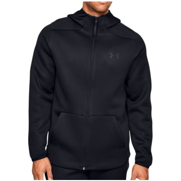 Under Armour SweatshirtsMove FZ Hoodie schwarz