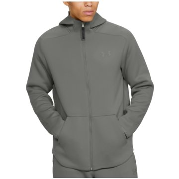 Under Armour SweatshirtsMove FZ Hoodie grau