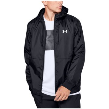 Under Armour SweatshirtsLegacy Windbreaker Jacket schwarz