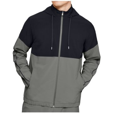 Under Armour SweatshirtsRIVAL FLEECE SPORTSTYLE LOGO HOODIE - 1345628 grau
