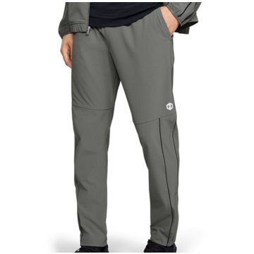 Under Armour TrainingshosenAthlete Recovery Warm Up Bottom Pant grau