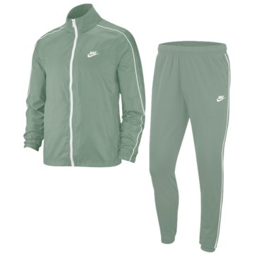 Nike PräsentationsanzügeSportswear Woven Tracksuit grün