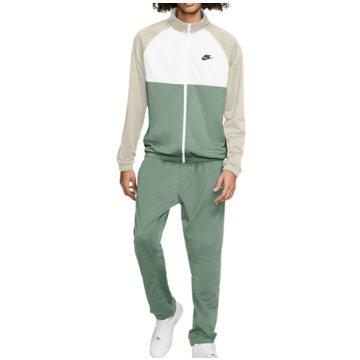 Nike TrainingsanzügeSportswear Tracksuit grün