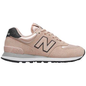 New Balance Sneaker LowWL574FL2 - WL574FL2 rosa