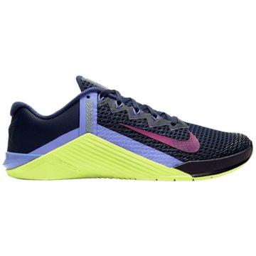 Nike TrainingsschuheMETCON 6 - AT3160-400 blau